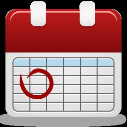 calendario attività parrochiali